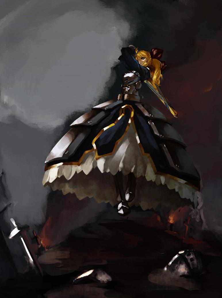 saber by yaozhili