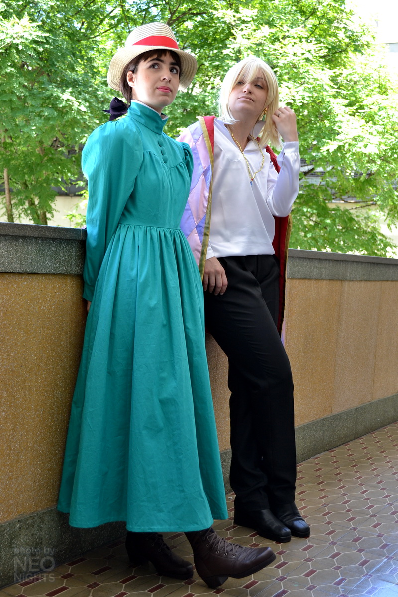 Sophie - Howl's Moving Castle by mariideathy on DeviantArt