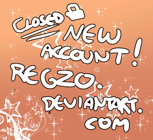 CLOSED - NEW ACCOUNT