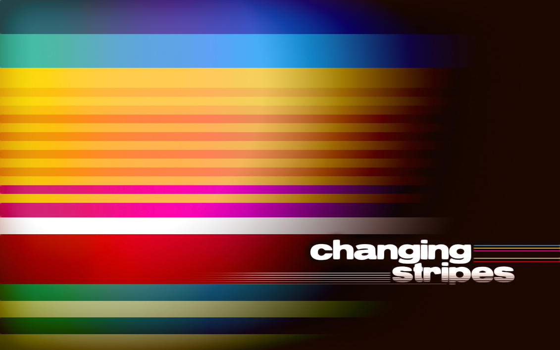 Changing Stripes by adox-tnw