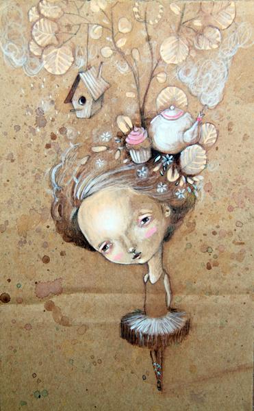 Bailarina - ballerina by MiguelBethencourt