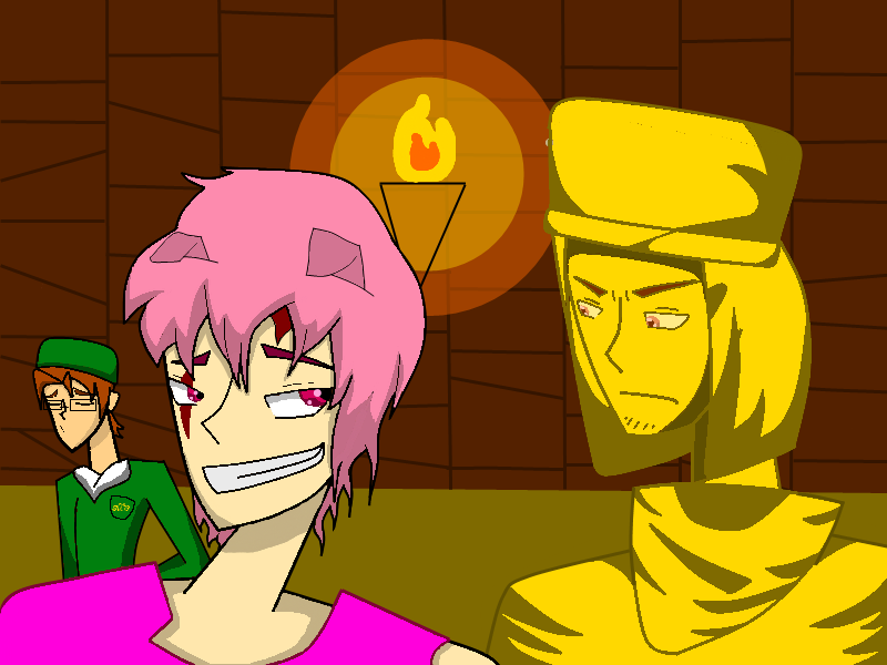 Piggeh, Stephano, and Mr.Chair by Bubblysammich18 on ...