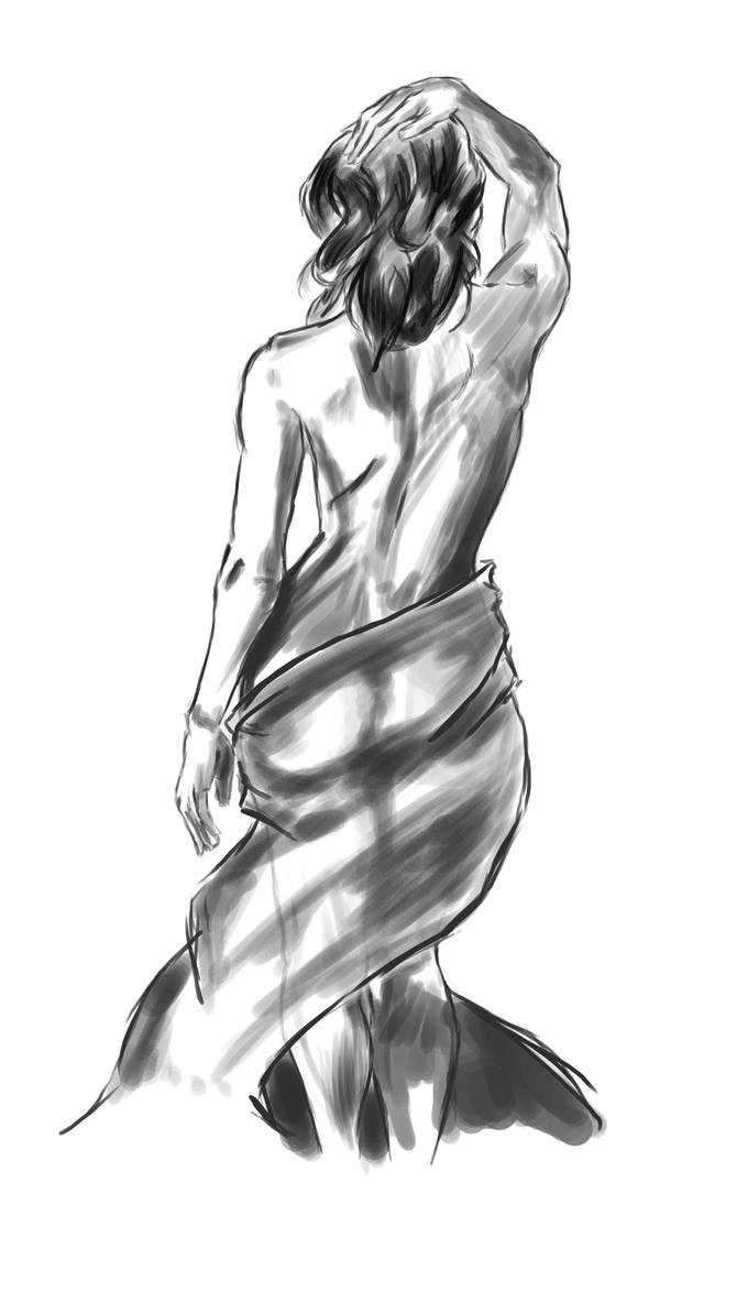 Figure Study by IgnisDei
