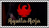 Aguila Roja Stamp by LadyRK