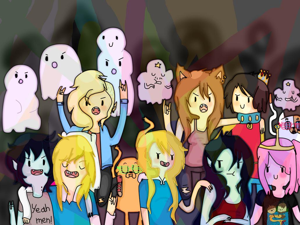 Party Rock! by happysadliife