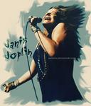 Janis Joplin by Kaosita