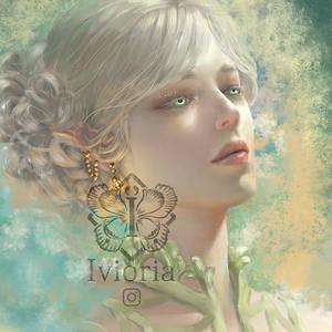 an elf portrait (2020)