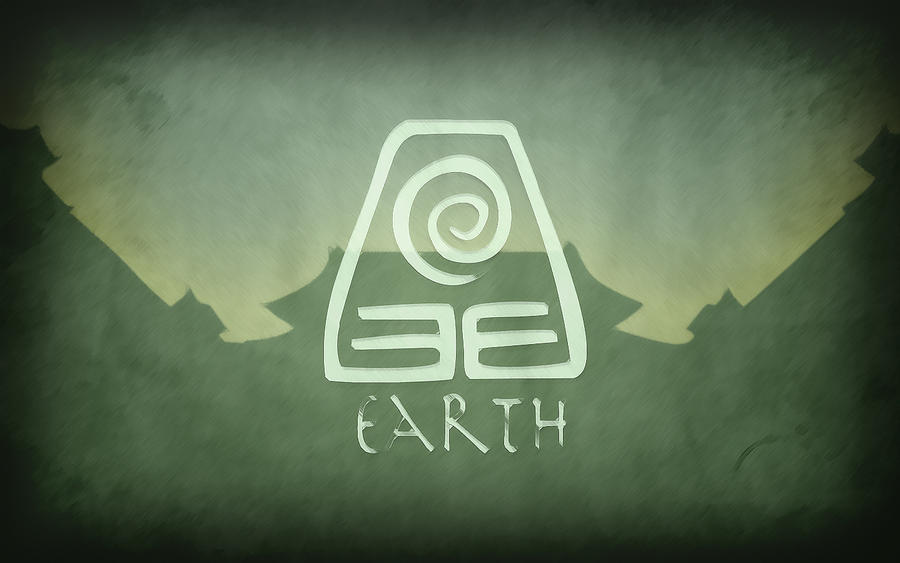 Avatar: The Last Airbener Element Artwork - Earth by ...
