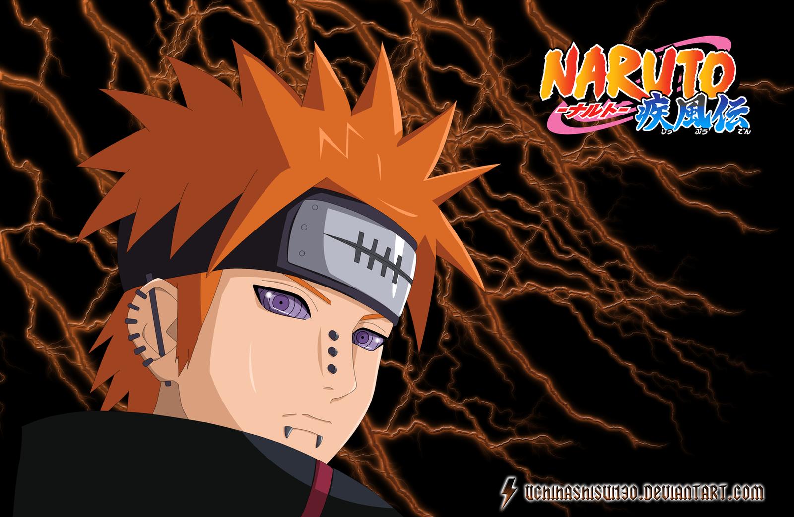 Great Wallpaper Naruto Deviantart - pain_deva_path_wallpaper_by_uchihashisui130-d3gvx8v  Snapshot_533432.png