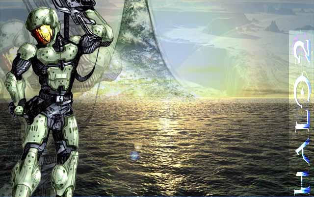 Halo 2 Wallpaper By Mohzart