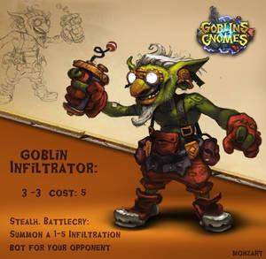 Goblins Vs Gnomes: Goblin Infiltrator