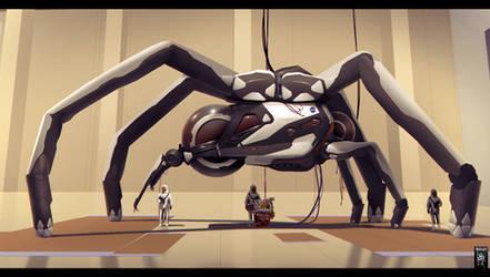 NASA Spider