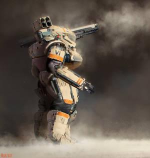 Heavy tank suit