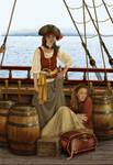 Pirate and Prisoner