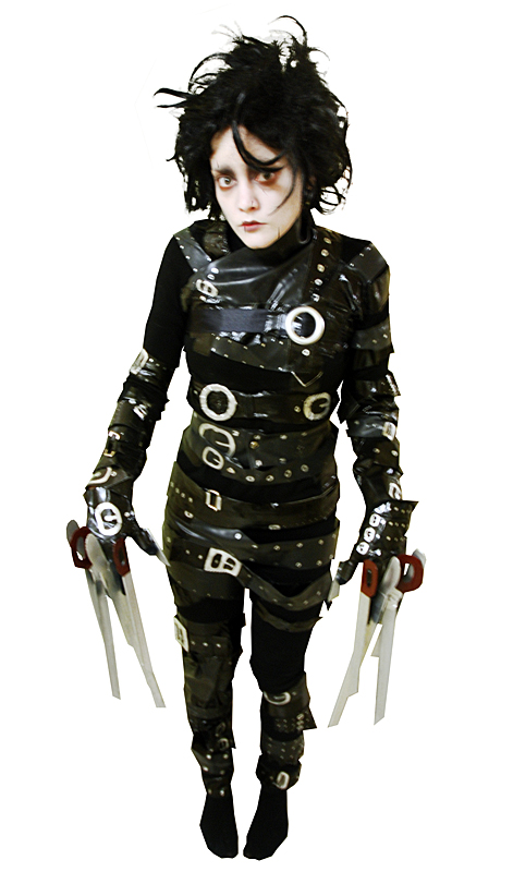 Edward Scissorhands costume by Garmonbozia