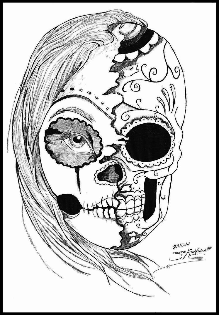 Two Faces by ZascaAwakening