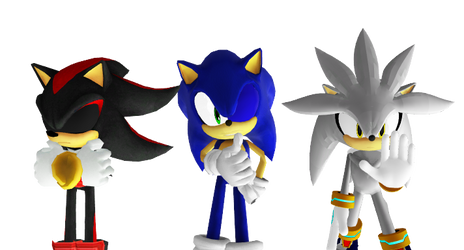 The Sonic Family Group Icon by Gheroes48