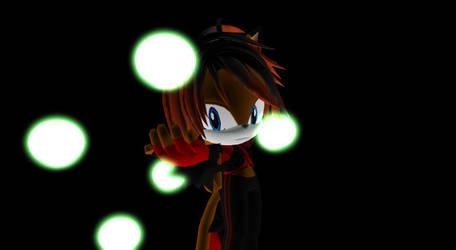 Powerful Orb user (Light edit) by Gheroes48