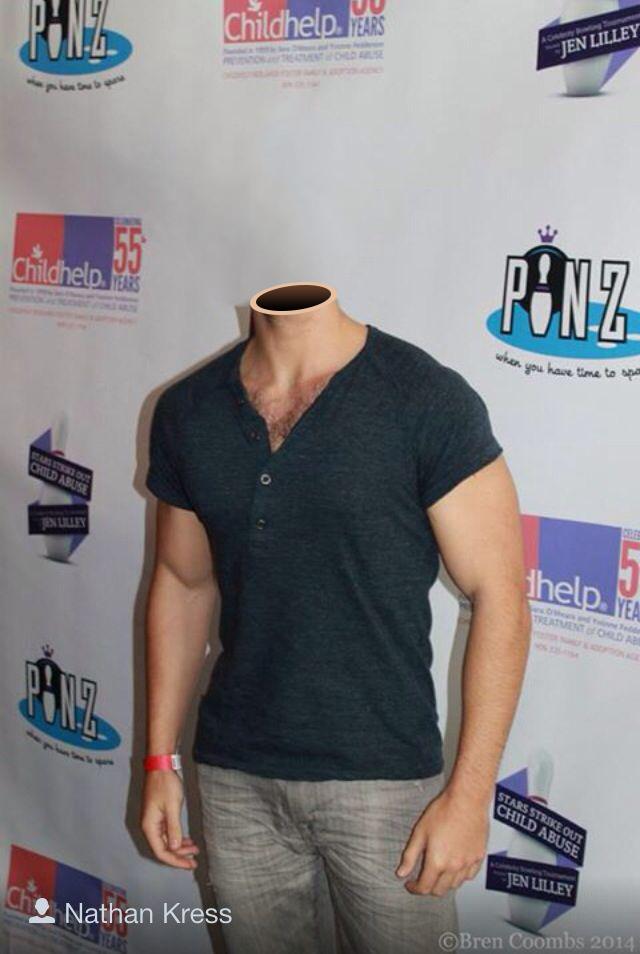 nathan kress muscle shirt. headless nathan kress by headlessless muscle shirt
