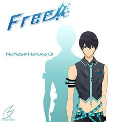 Nanase Haruka x Vocaloid