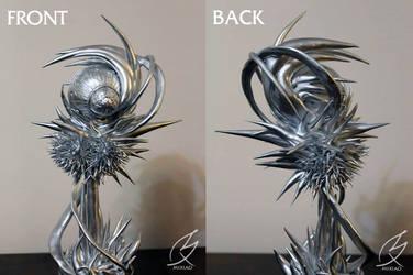 Crystallized Cocoon - LR:FFXIII  - Scuplture