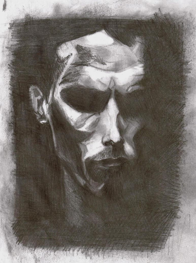 Christian Bale - The Machinist by JenniferTheFirst on ...
