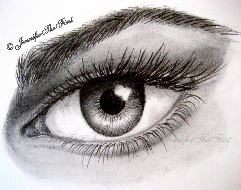 Psychology Eye by JenniferTheFirst