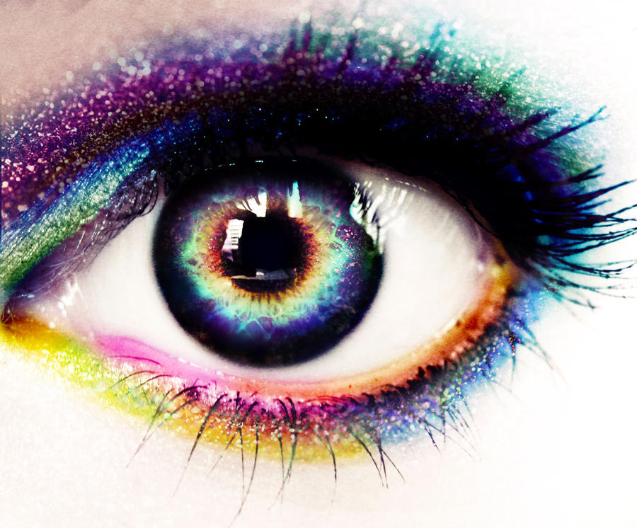 Favorite Rainbow Eyes favourites by DegenerateSociety on ...