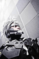 Raiden: Metal Gear by big-pao
