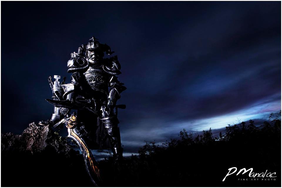 Final Fantasy: Judgemaster Gabranth