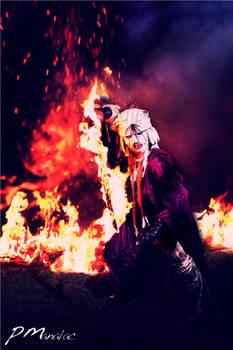 Shishio Makoto - Flames of Mugenjin