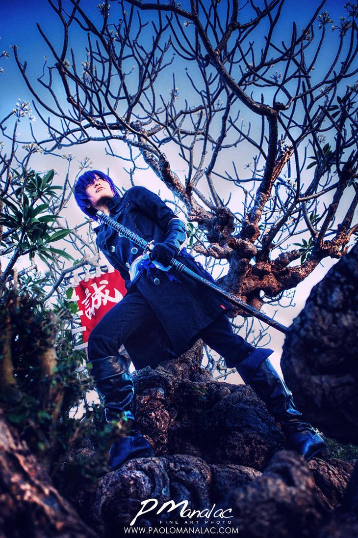 Hajime Saitou - One step forward by big-pao