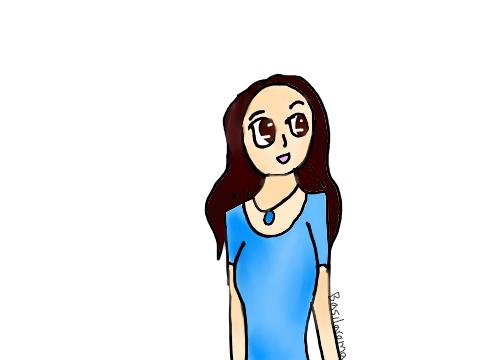 Random Girl by BasilAroma