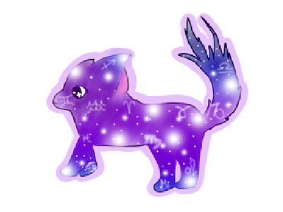 Zodiac Cat by BasilAroma