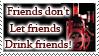 Gotta Have Friends by TheArtistDarklady