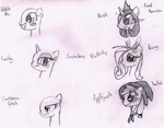 TULLODS- Nightmare Night Costumes by Violo