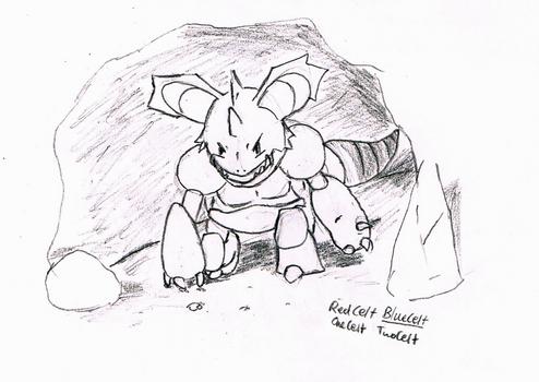 Pokemon Reddit Challenge - Nidoking
