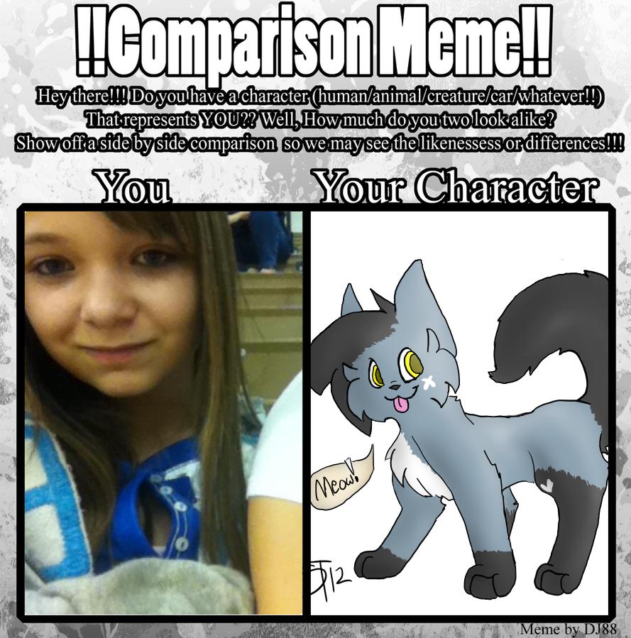 Comparison Meme by duckleer