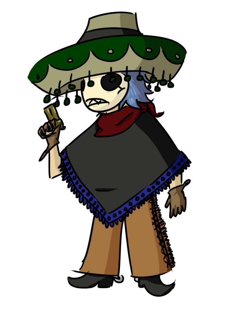 Costume Series Burrito Bandito by Terrormokes on DeviantArt