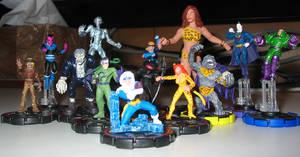 The Legion of Doom... by Wom-bat