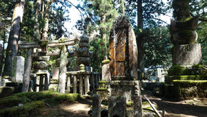 Koyasan: Tombstones of Okunoin