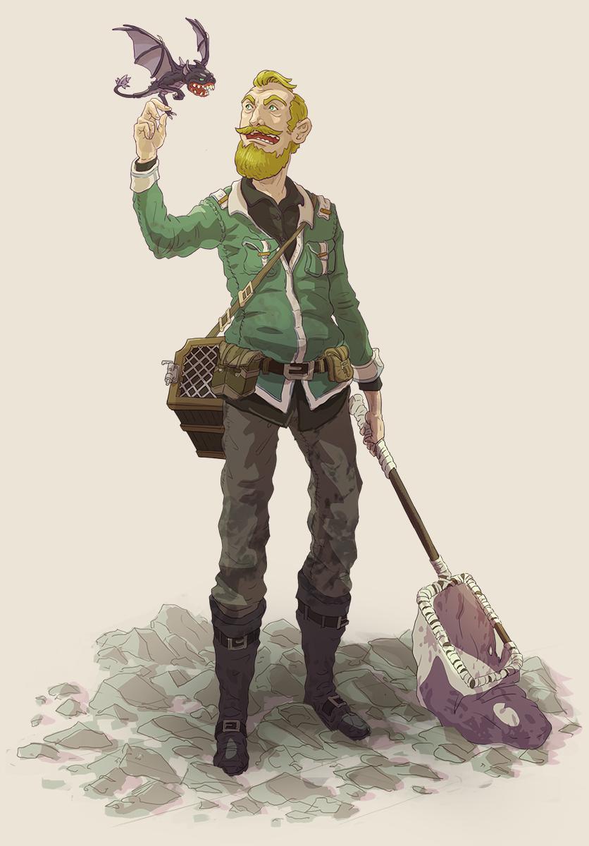 Trapper - Prof by Joudrey