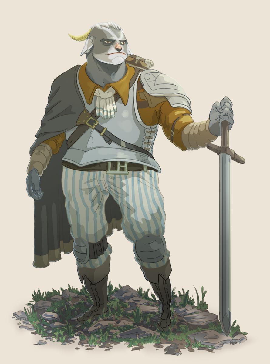 Woodland Warrior by Joudrey