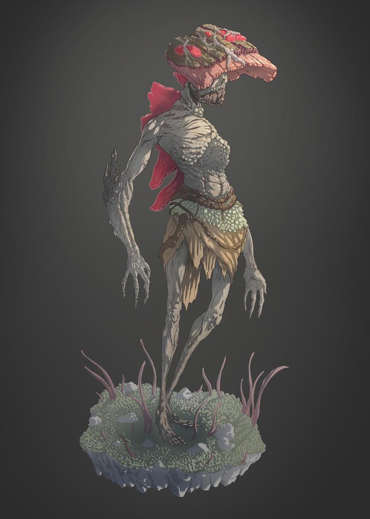 Wood Warrior 2 by Joudrey