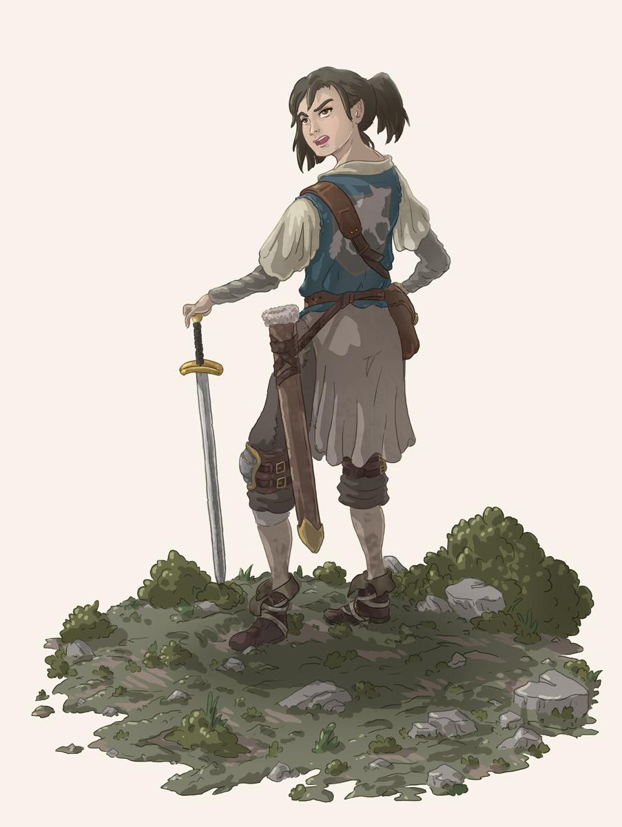 Arya by Joudrey