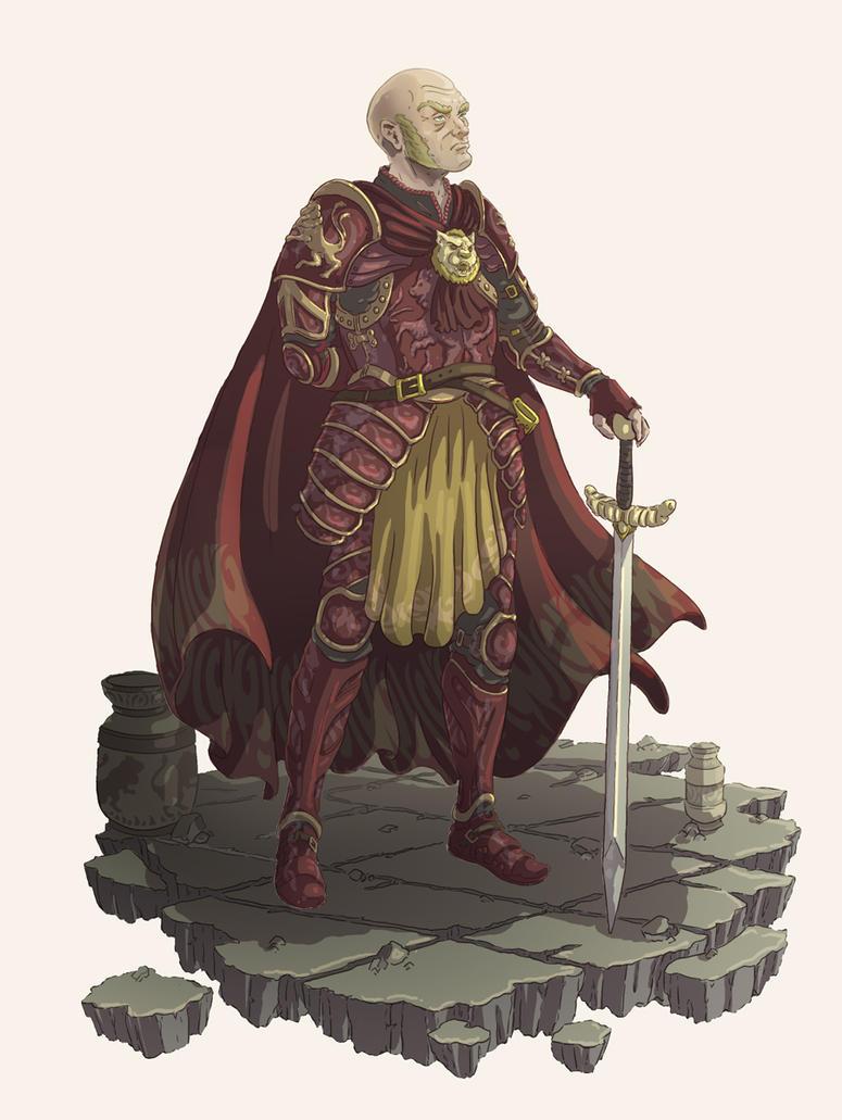 Tywin Lannister by Joudrey