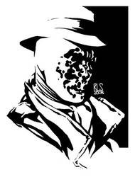 Rorschach - Dome by ronsalas