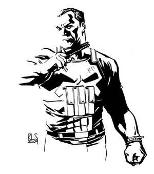 Punisher sketch