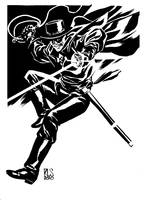 Twart - Zorro by ronsalas