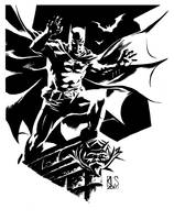 Twart - Batman by ronsalas
